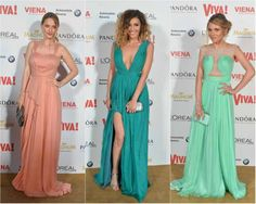 Ultra-feminine pure silk #CRISTALLINI evening gowns! Beautiful Romanian celebrities have chosen to wear sensual and luxurious CRISTALLINI evening creations, for the most important event of the year: Viva magazine 16 years anniversary party.  #cristallini #cristallinidresses #famous #actress #singer #redcarpet #redcarpetstyle #eveningstyle #eveninggown #eveningdresses #luxurydresses #dresses #glamour #fashion #fashionista #style #fashionstyle #romaniandesigner #luxury #beauty
