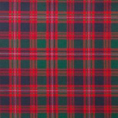 MacIntyre  Modern Lightweight Tartan by the meter MacA-MacN – Tartan Shop