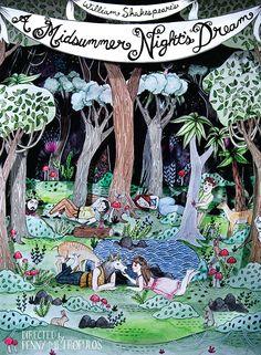 A Midsummer Night's Dream - Brooke Weeber