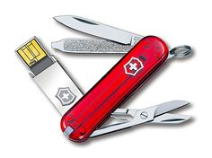 Swiss Army knife USB For the dad who has everything, we've got a lineup of Father's Day gadget gifts, including great games and cool contraptions.