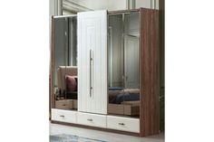 EMIRGAN Drawer Rails, Drawer Fronts, Tall Cabinet Storage, Locker Storage, Beige Living Rooms, Ottoman Table, Dressing Table Mirror, Sliding Wardrobe, Bed Base