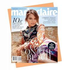 Er ligt weer een kersverse Marie Claire in de winkel. Go go go! #MarieClaire #magazine  via MARIE CLAIRE NL MAGAZINE MAGAZINE OFFICIAL INSTAGRAM - Celebrity  Fashion  Haute Couture  Advertising  Culture  Beauty  Editorial Photography  Magazine Covers  Supermodels  Runway Models