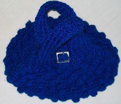 Bolso de mano pompones en crochet