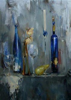 Fruit Painting, Love Painting, Light Painting, Impressionist Art, Still Life Art, Acrylic Art, Painting Inspiration, Photo Art, Art Photography