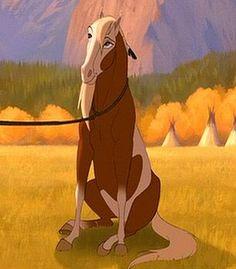 Spirit stallion of the cimarron Dreamworks Animation, Disney Animation, Animation Film, Spirit The Horse, Spirit And Rain, Disney Pixar, Disney And Dreamworks, Horse Drawings, Cartoon Drawings