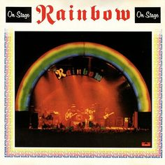 RAINBOW - ON STAGE the late DIO in supreme form ,,play it loud