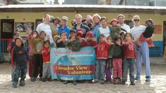 Volunteer in Nepal Kathmandu https://www.abroaderview.org