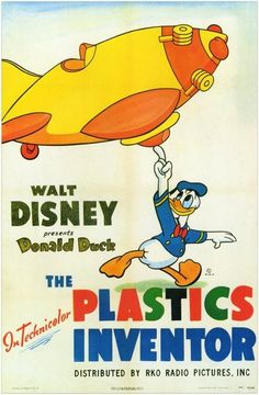 donald duck the plastics inventor
