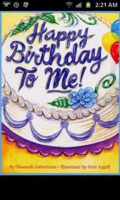 It's my birthday May 23rd.......whoop whoop