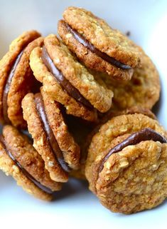 Butterscotch flavoured biscuits with a creamy chocolate filling. How … Kingstons. Butterscotch flavoured biscuits with a creamy chocolate filling. Pavlova, Tea Cakes, Food Cakes, Baking Recipes, Cookie Recipes, Dessert Recipes, Lunch Box Recipes, Kingston Biscuits, Kolaci I Torte