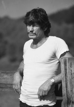 What do people think of Charles Bronson? See opinions and rankings about Charles Bronson across various lists and topics. Hollywood Stars, Classic Hollywood, Old Hollywood, Chuck Norris, Tv Star, Photo Star, Actrices Sexy, Photo Portrait, Tough Guy