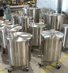 Ability Fabricators is a leading manufacture of stainless steel industrial containers. We ensure quality fabrication and solutions to meet your custom requirements. Stainless Steel Containers, Conveyor System, Blenders, Mixers, Beverage, Engineering, Furniture, Food, Design