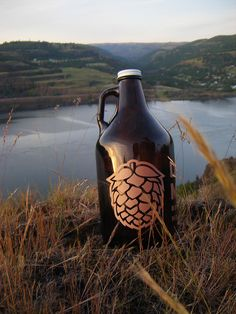 Double Mountain Growler - Columbia River Gorge / Hood River  | Flickr