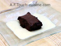 Marquise au chocolat, recette du chef étoilé Patrick Asfaux