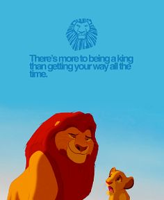 There's more to being a king then getting your way all the time.
