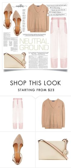 """PARAMITA"" by virgamaleva ❤ liked on Polyvore featuring Polo Ralph Lauren, Charlotte Russe and Oroton"