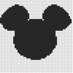 mickey bead pattern