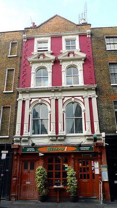 Bistro 1, Soho, London