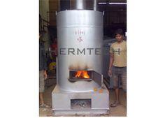 Wood or Coal Direct Fired Hot Air Generator