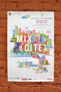 Atelier Beau-Voir / Mix(cité), ville en partage