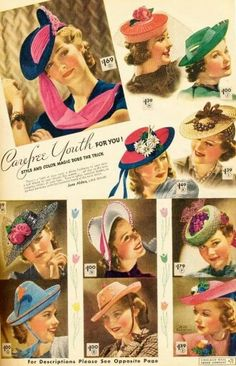 Chicago Mail Order Catalog - Spring and Summer 1939 - Part 3mi
