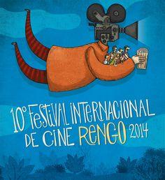 'Sepideh' de Fani Konstantinou, seleccionado en el X Festival Internacional de Cine de Rengo (Chile). Del 17 al 22 de febrero.