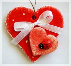 Salt Dough Heart