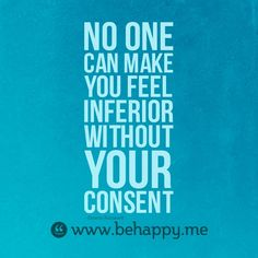 without your consent #behappy