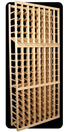 8 Column Display Row Cellar Kit | instaCellar™ Wine Rack