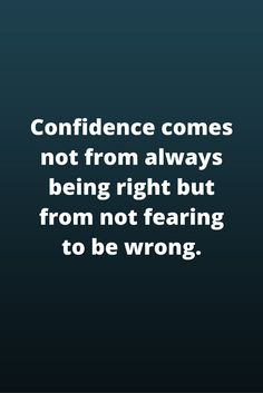 Self-Confidence Quotes That Inspire | Confidence Quotes