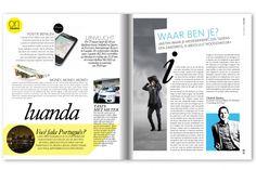 editorial spread by www.tein.nl