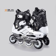 Aliexpress.com : Buy 2015 Comfortable French Road Show RX5 Adult Inline Skating Shoes/Roller Patins/ Patins Adulto /Ice Hockey Skates Size EU35 44 from Reliable skate dc suppliers on bree's happy world