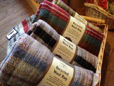 plymouth yarn sakkie | Welsh Recyled All Wool Picnic/Throw Rug | Products, Welsh and Wool
