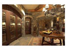 30 Hanson Street, Toronto wine cellar