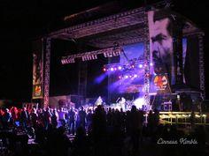 The big stage at SRMF #7 - 2015 #snowyrangemusicfestival