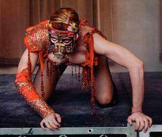 Madonna bySteven Klein