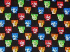 Tela FQ :: The Beatles :: de nosgustanlosretros por DaWanda.com