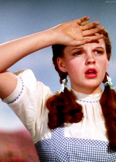 The Wizard of Oz - Judy Garland - Dorothy