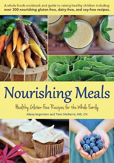 A must-have cookbook for anyone following a gluten-free, dairy-free, soy-free diet. Simply magnificent!!