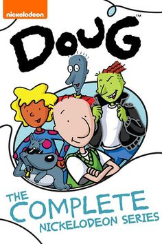Doug: The complete DVD series Brand New Doug 6 Disc DVD Set. Tune in to over 20 hours of Doug Funnie, the new kid in Bluffington. Nickelodeon Other Doug Cartoon, Popeye Cartoon, Harry Potter Dvd, Doug Funnie, Super Anime, Animes Online, Nostalgia, The Jetsons, Hbo Game Of Thrones