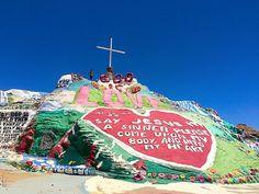 Salvation Mountain | Niland, CA