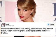 Taylor Swift Suggests She'll Leave Tumblr After Fans Claim She's Defending A Bully