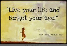 Best Life Quotes - Quotes For You | AGE is Just a Number