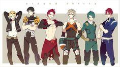 My Hero Academia (Boku No Hero Academia) Boku No Hero Academia, My Hero Academia Memes, Hero Academia Characters, My Hero Academia Manga, Me Anime, Hot Anime Guys, Manga Anime, Kirishima Eijirou, Hotarubi No Mori
