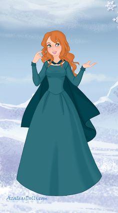 Merida - Snow Queen