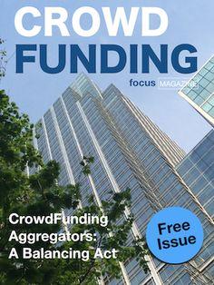 Issue 6 - Crowdfunding Aggregators - a balancing act. Focus Magazine, Acting, Smoke