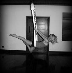 Aerial Yoga.. Tomorrow!!!!