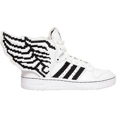 8996e0f4456 adidas Originals by Jeremy Scott 2013 Fall Winter Collection Preview ( 150)  ❤ liked
