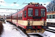 CZ CD 842 030-9 Plzen 16-02-2012