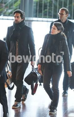 Charlotte Casiraghi Source — May 2, 2017 - Charlotte and Dimitri were spotted...